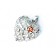 Cinderella rotgoldrose  & klappöse oval öffnen