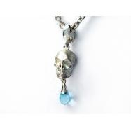 Hamlet topaz briolette small pendant