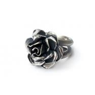 Rose one large black