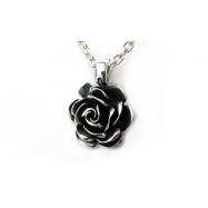 Rose large black