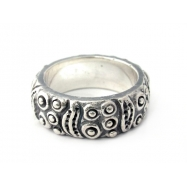 Seeigel thin ring