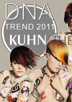 DNA 2011 Intercoiffure Kuhn